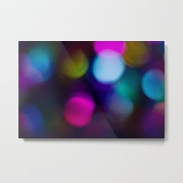 Bright Lights #3 Metal Print