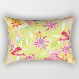 Let it spring pattern Rectangular Pillow