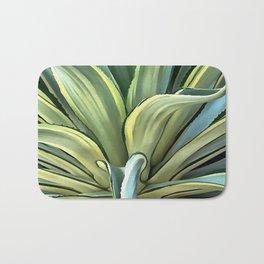 Tropical Agave Bath Mat