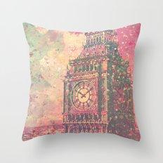 London1 Throw Pillow