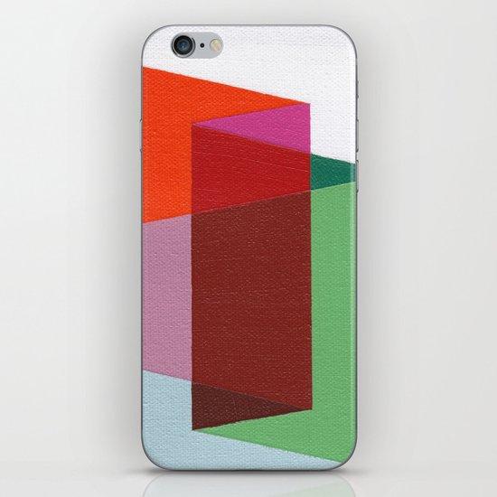 Folds iPhone & iPod Skin