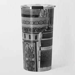 Black and White Seville Magic #2 Travel Mug