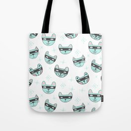 THIEF CAT Tote Bag