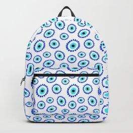 Greek Eye Symbol Backpack