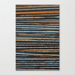 Empilement  Canvas Print