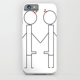 Lover Boy iPhone Case