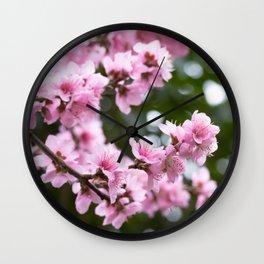 Reveries Wall Clock