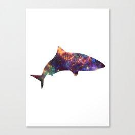 Shark Canvas Print