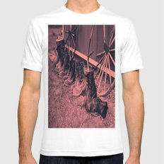 7Giants Mens Fitted Tee MEDIUM White