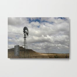 New Mexico High Desert, March 2007 Metal Print