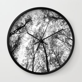 """Up in the air"" Wall Clock"