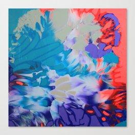 Aster Canvas Print