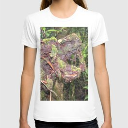 The CRY of Death - Tradewinds trail marvels on El Yunque rainforest PR T-shirt