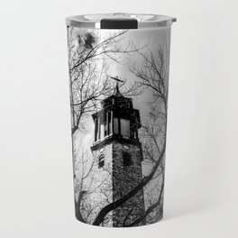The old clock tower in Prilep Travel Mug