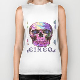 Cinco colored from Paris & Tokyo Biker Tank