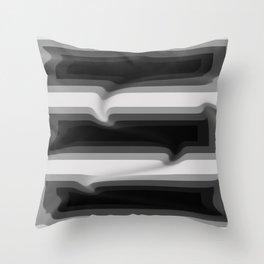Deep Dive - Darker Throw Pillow