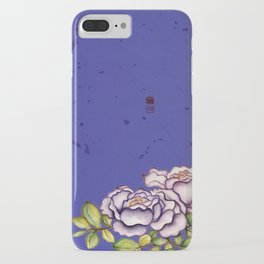 The mysterious love iPhone Case