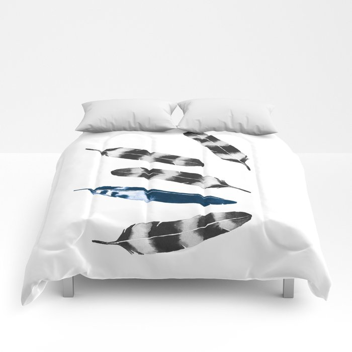 Feather Drift Comforters