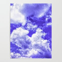 Cloudy Day Poster