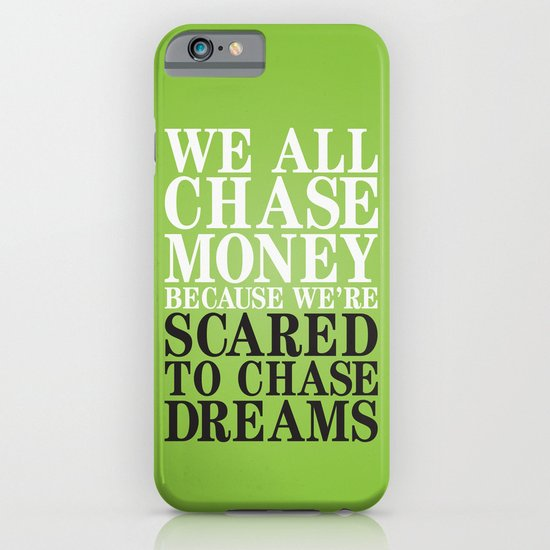 Dreamchaser iPhone & iPod Case