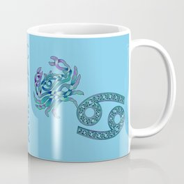 Cancer Knot Coffee Mug