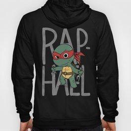 TMNT: Raphael (Cute & Dangerous) Hoody