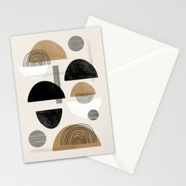 Paper Collage Art Stationery Cards