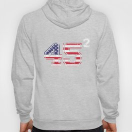 Donald Trump | 45th President USA Gift Hoody