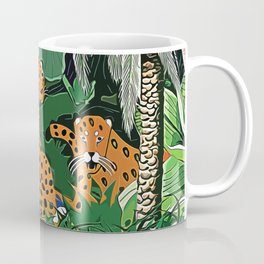 In the mighty jungle Coffee Mug