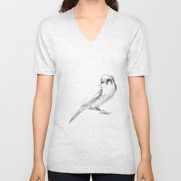 Kestrel quarter Unisex V-Neck