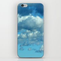 german iPhone & iPod Skins featuring German clouds by LoRo  Art & Pictures