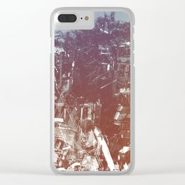 leaps Clear iPhone Case