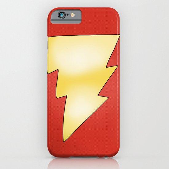 Hello my Name is Shazam! iPhone & iPod Case