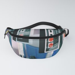 Reto Game Beer Taps Fanny Pack