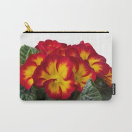 isolated primroses in spring season Carry-All Pouch