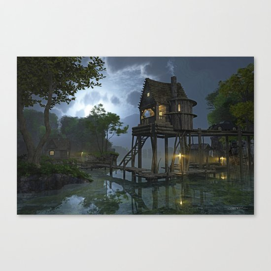 Stillwater Canvas Print
