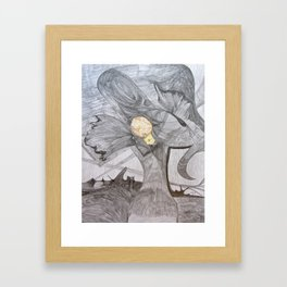 Pathways 10 Framed Art Print