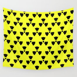 Radiation Pattern Wall Tapestry
