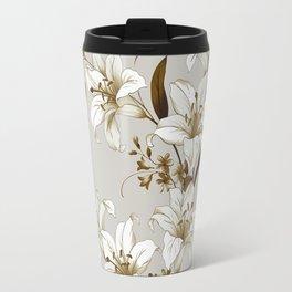 Flowers 9 Travel Mug