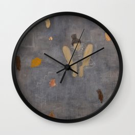 Imperfection is perfection - 01 Wall Clock