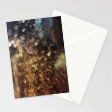 Night rain Stationery Cards