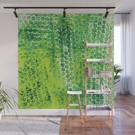 Emerald Feast Wall Mural