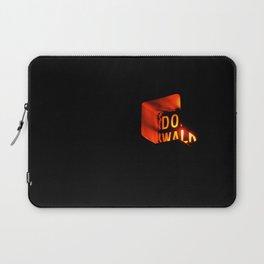 DO WALK Laptop Sleeve