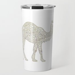 Yellow Camel Travel Mug