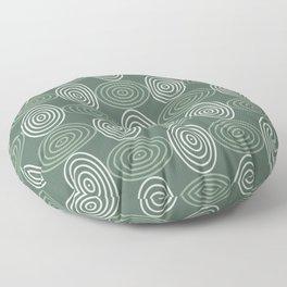 Op Art 66 Floor Pillow