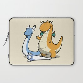 Pokémon - Number 147, 148 and 149 Laptop Sleeve