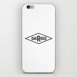 OAKRIDGE iPhone Skin