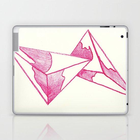 CRAYON LOVE: Strawberry Milk From The FUTURE Laptop & iPad Skin