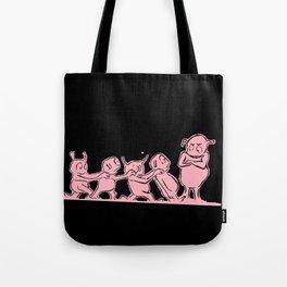 Funny martians - LIFE CURRENT series... Tote Bag