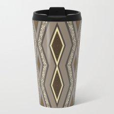 Geometric Rustic Glamour Travel Mug